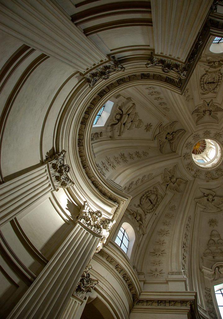 Sant\'Ivo Alla Sapienza - Roma