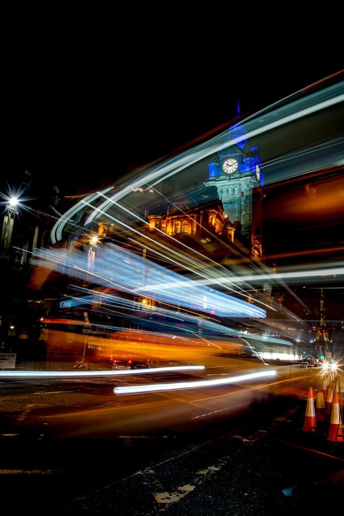 Torre dell\'orologio Edimburgo